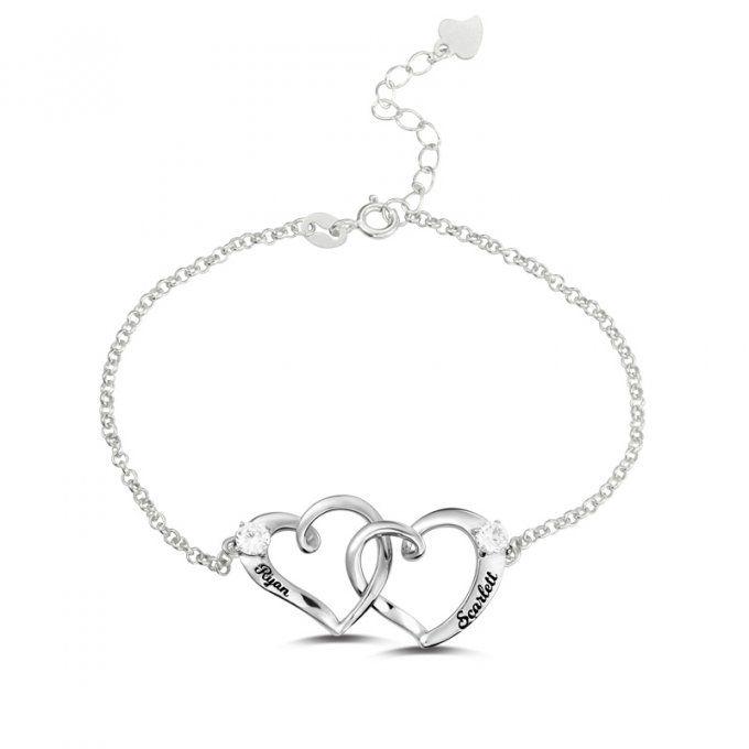 faire les courses pour meilleur prix grande qualité bracelet avec gravure - gravuresapetitprix.com